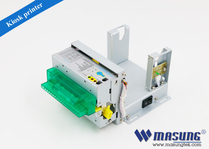 Mini Mobile POS Thermal Printer , Seiko Label Printer Mechanism